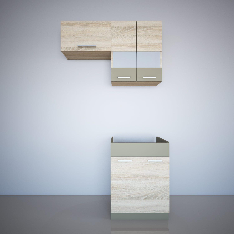 Favorit Küche ALINA 120 cm – Möbel DENA SI48