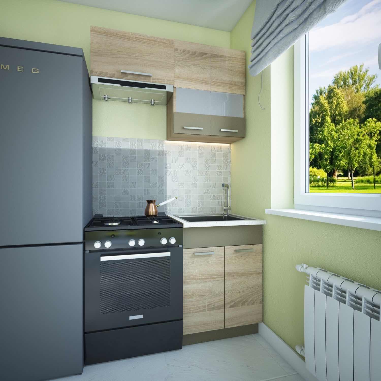Hervorragend Küche ALINA 120 cm – Möbel DENA NI53