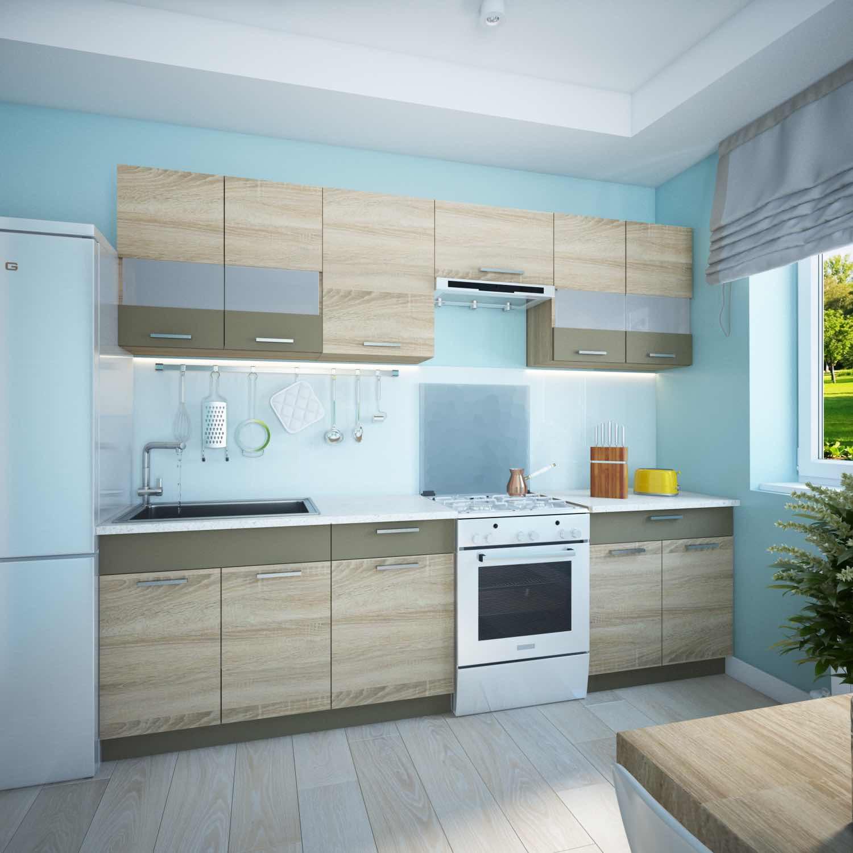 Küche ALINA 270 cm