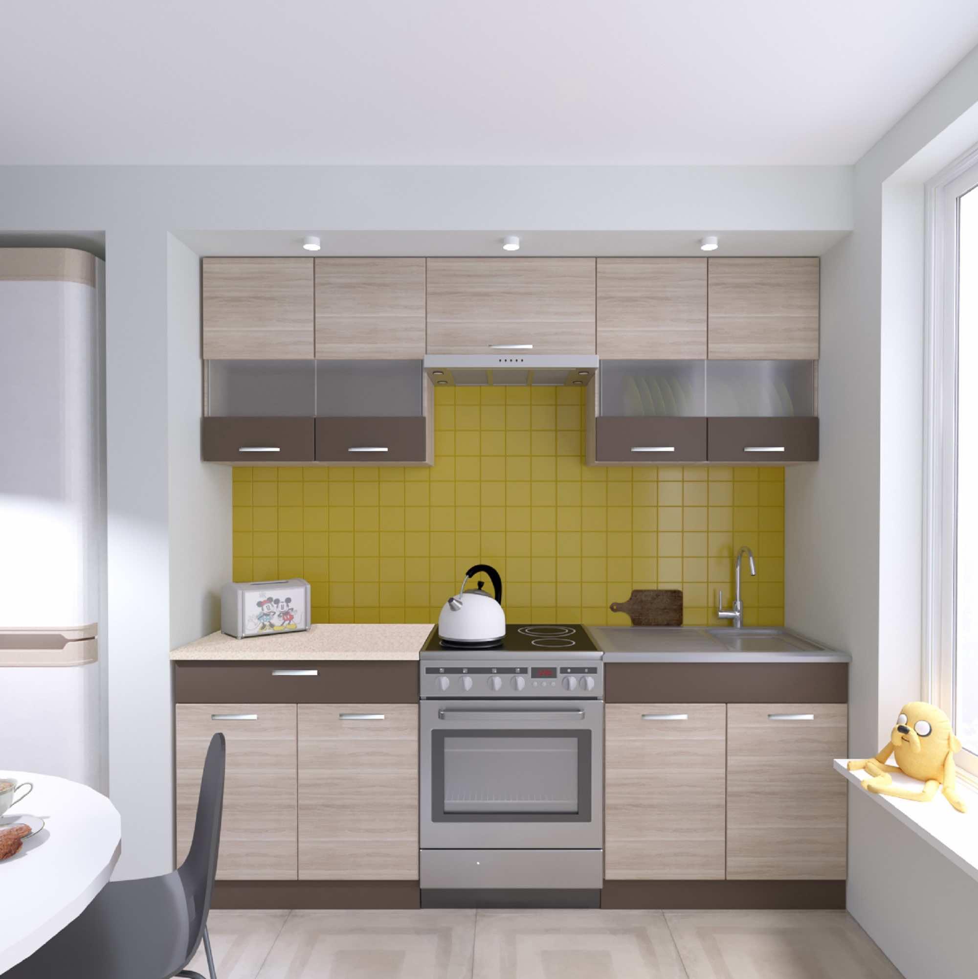 k che alina 220 cm m bel dena. Black Bedroom Furniture Sets. Home Design Ideas