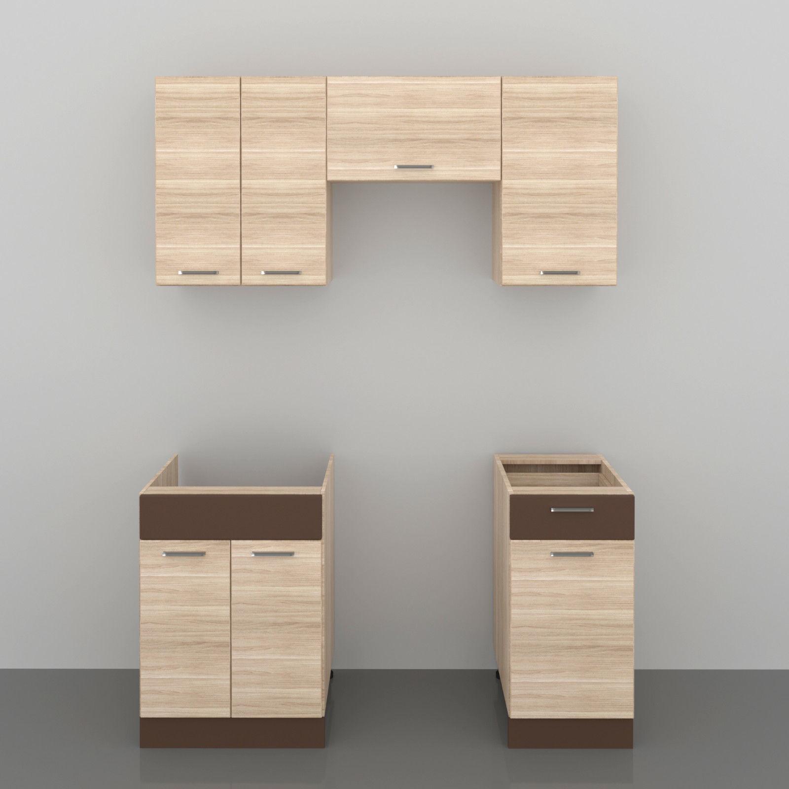 Küche ALINA 160 cm – Möbel DENA