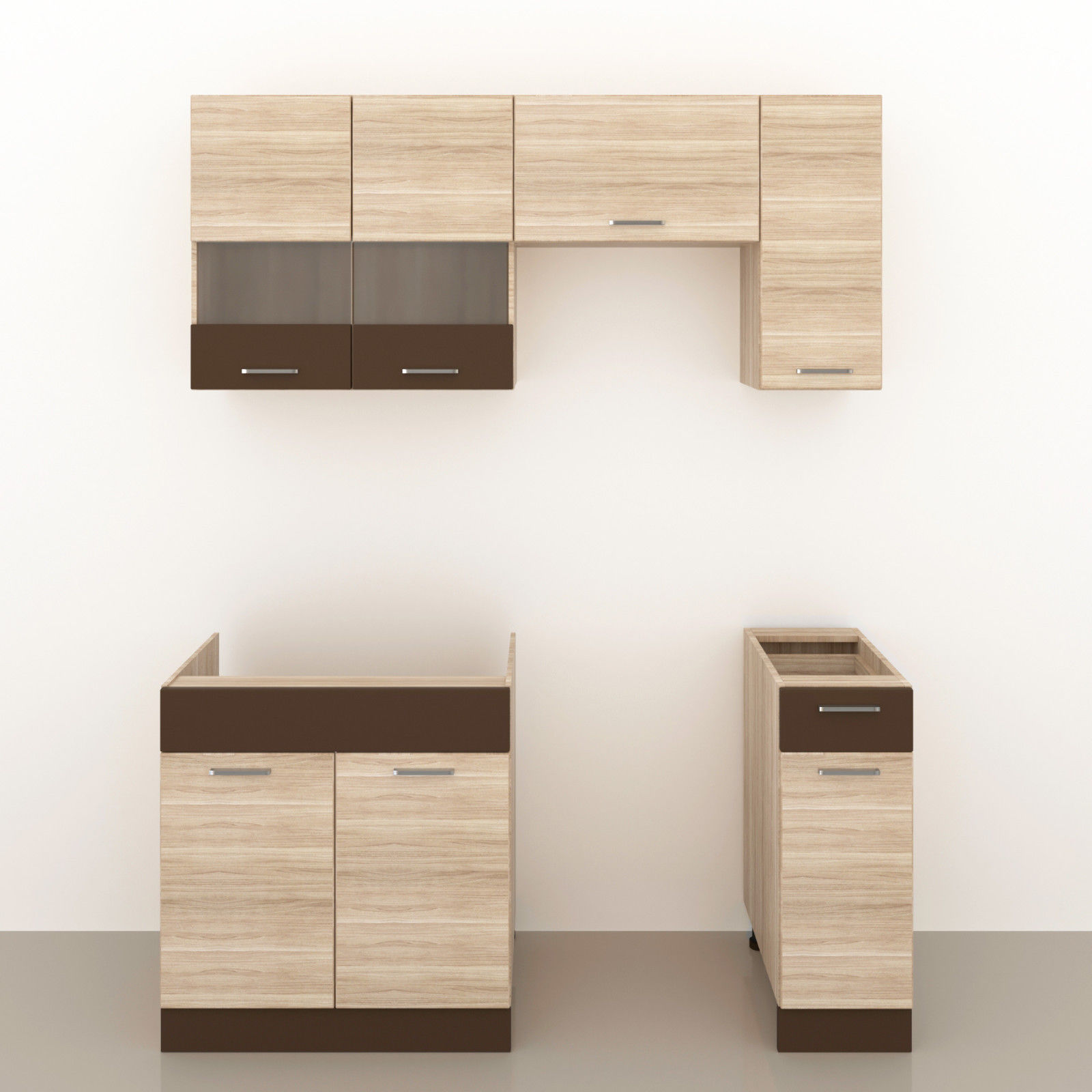 Küche ALINA 170 cm – Möbel DENA