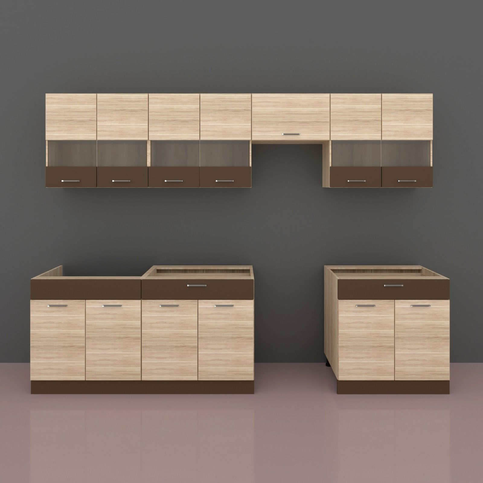 k che alina 300 cm m bel dena. Black Bedroom Furniture Sets. Home Design Ideas