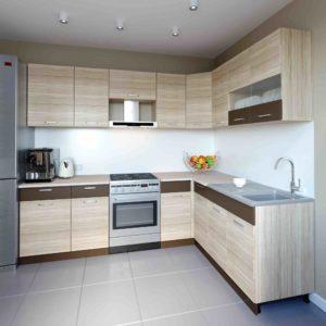 Küche L Form ALINA 180x250 Cm